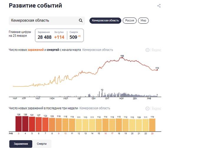 Фото: Статистика.Яндекс