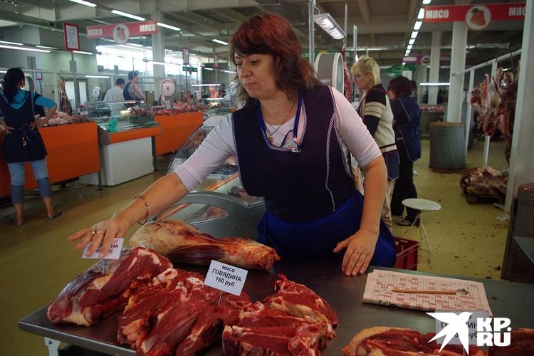 Государству выгодно, чтобы потребление мяса в стране увеличилось.