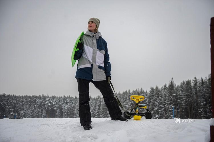 """Ледянка, снегокат или """"бублик: что безопаснее?"""