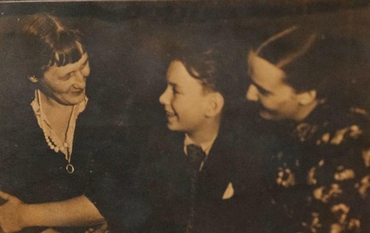 Алеше Баталову было шесть лет, когда он впервые увидел Анну Ахматову