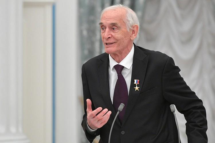 Василий Лановой ушел на 88 году жизни