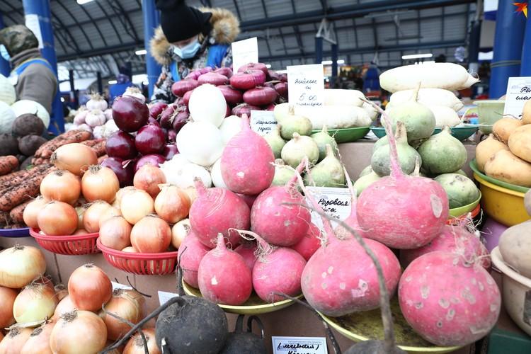 В 2020 году выручка от экспорта белорусских продуктов составила более $5,8 миллиарда