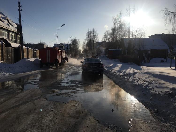 """Комсомолка"" следит за развитием событий."