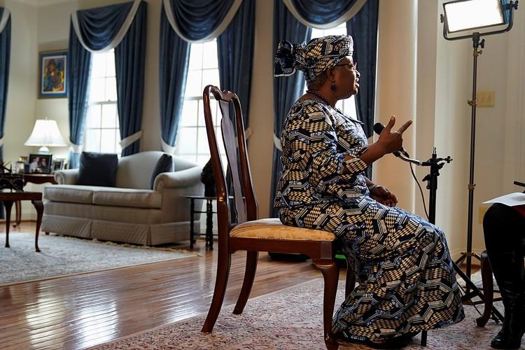 66-летняя представительница Нигерии стала первой женщиной, назначенной на такую высокопоставленную должность