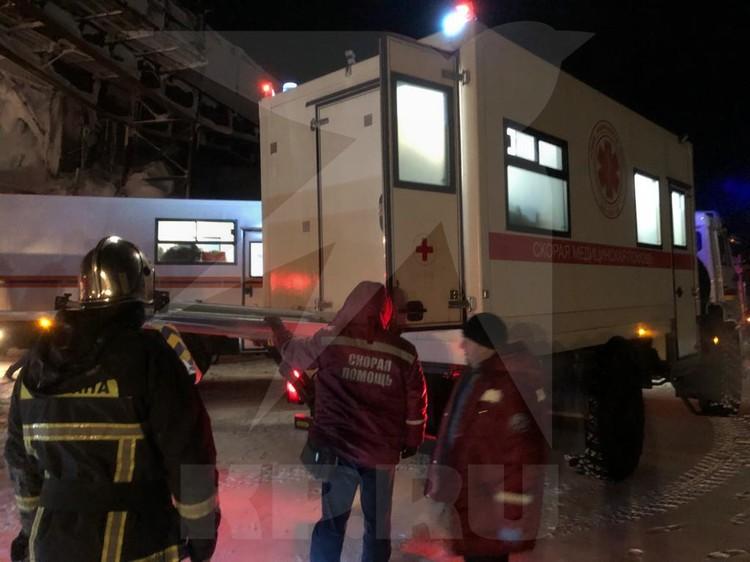 В поисково-спасательной операции участвует 71 человек