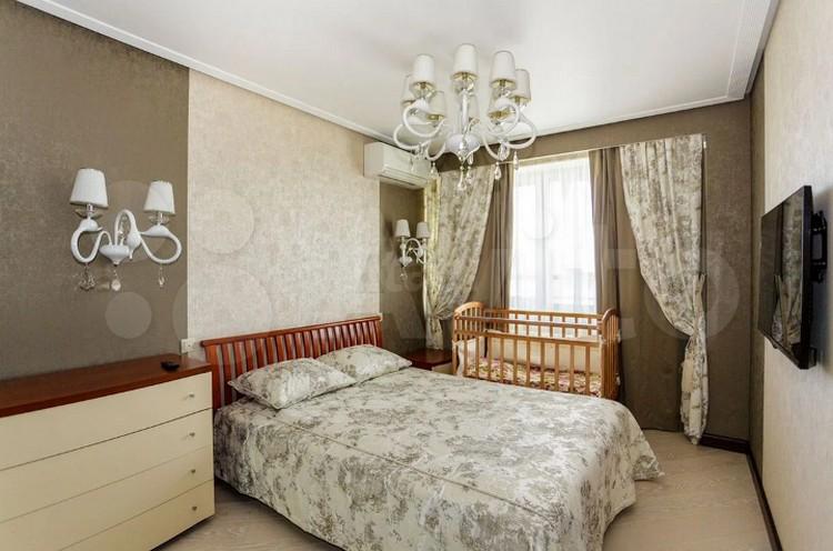 Одна из спален. ФОТО: авито.ру