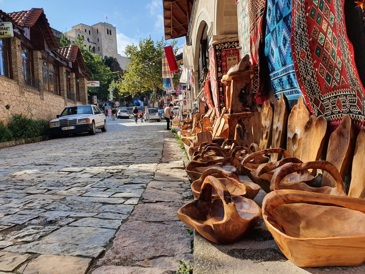 Албания - относительно новые вектор белорусского выездного туризма