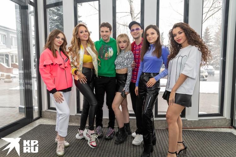 Новый клип Ани снимала молодая команда режиссера Дениса Глотова
