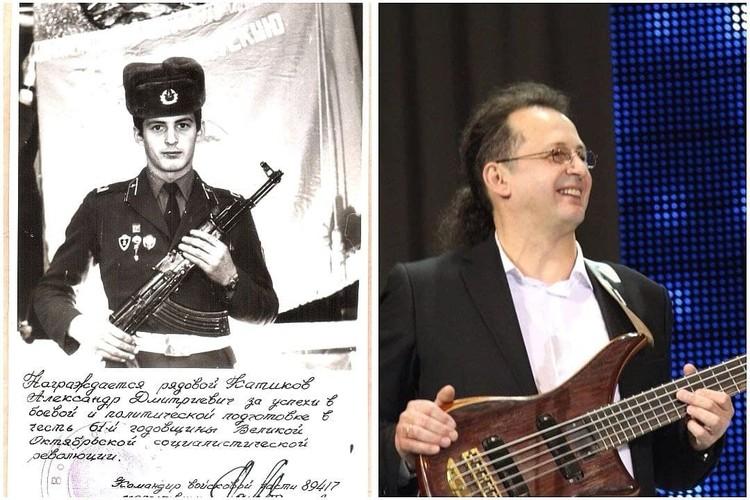 """Александр Катиков, """"белорусские песняры"""". Фото: личный архив"""