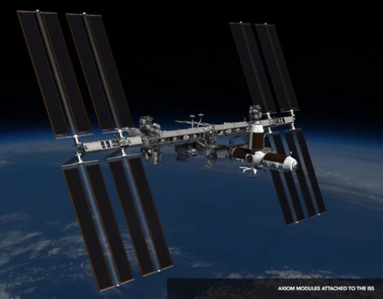 В NASA хотят пристыковать гостиничный модуль к МКС. Если станция в конец не растрескается.