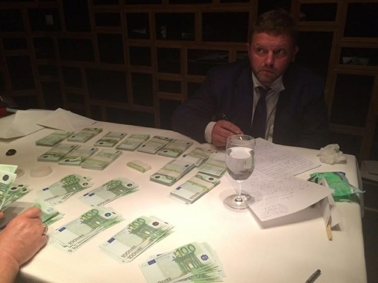 Задержание экс-губернатора Кировской области Никиты Белых.