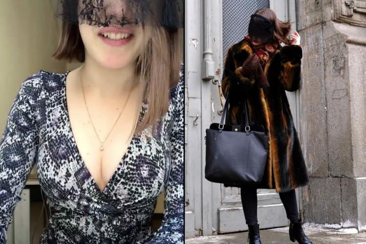 При незнакомых людях девушка появляется только в головном уборе или очках, скрывающих отсутствие глаза. Фото: instagram.com/its.miss.x