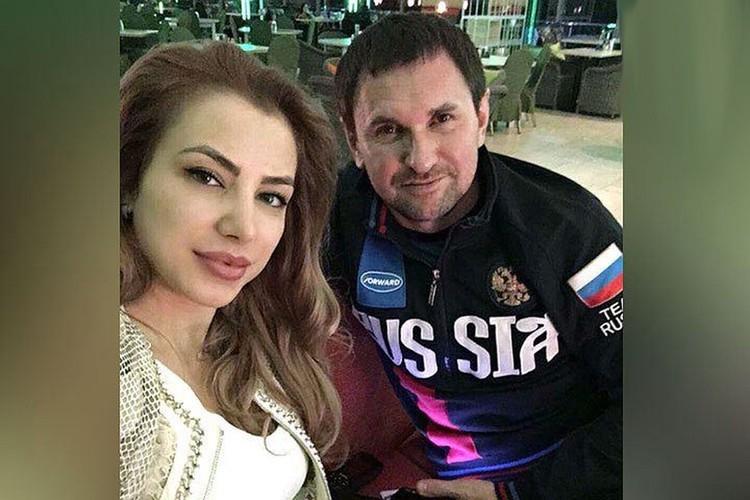 Екатерина с Алексеем выглядели счастливой парой