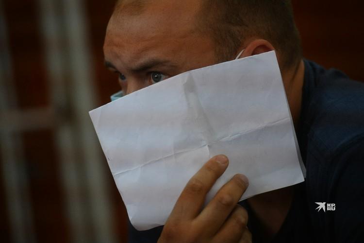 Дмитрий заявил, что у него проблемы со здоровьем