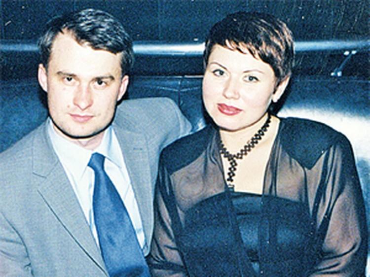 Гузель Ибрагимова и Руслан Шарафутдинов