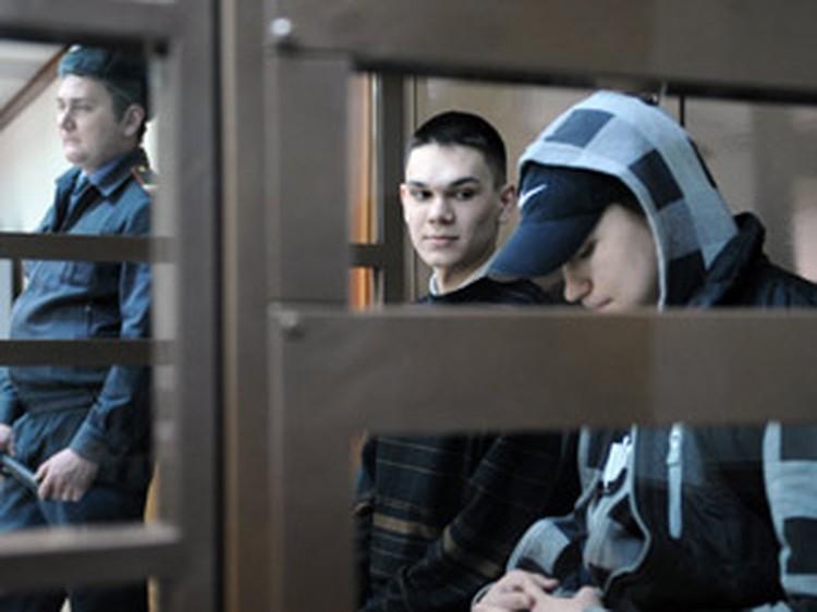 Новое убийство не добавило Рыно и Скачевскому ни одного нового дня срока.