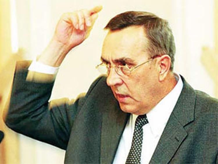 Владимир Ермошин.