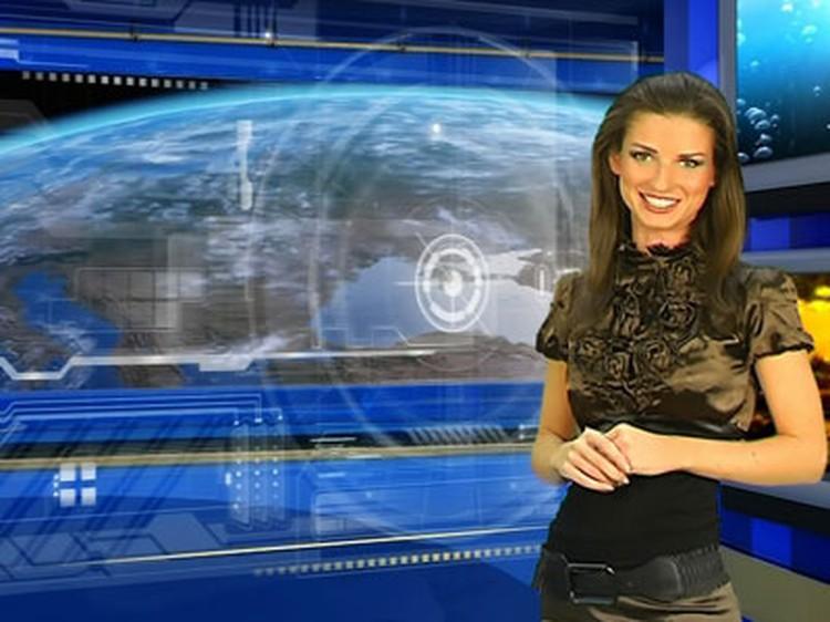 Каждую субботу Ольга ведет проект «Прогноз погоды на неделю» на канале РТР-Беларусь.