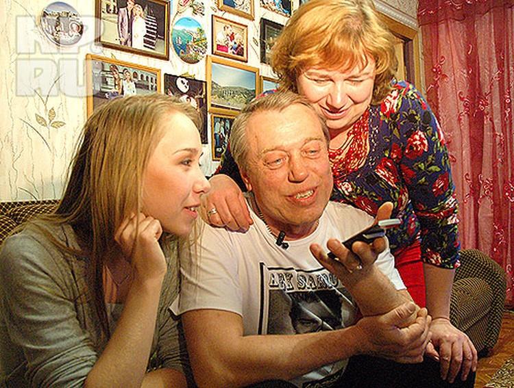 Родители и сестра Алексея Воробьева преживали за него дома в Туле