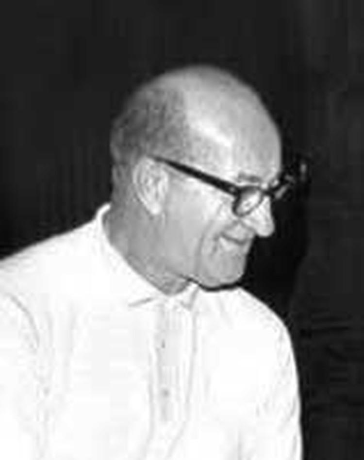 Джозеф Гершенсон родился в Кишиневе 12 января 1904.