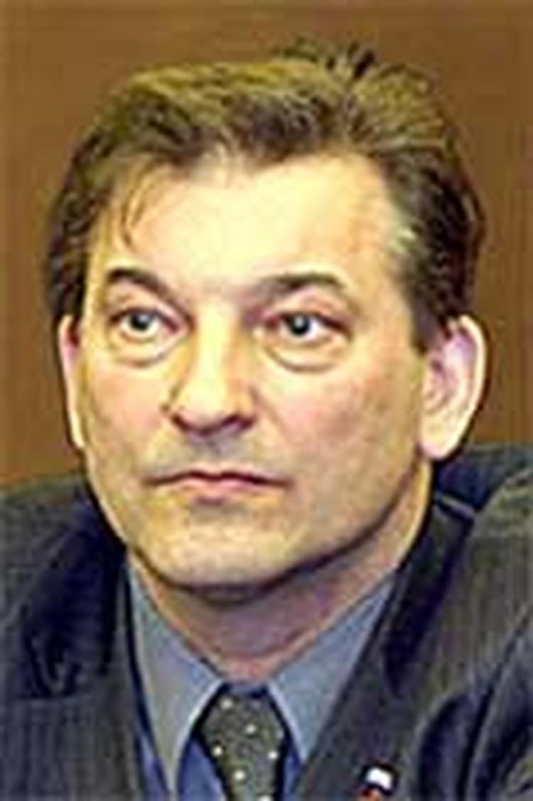 Владислав Александрович Третьяк.