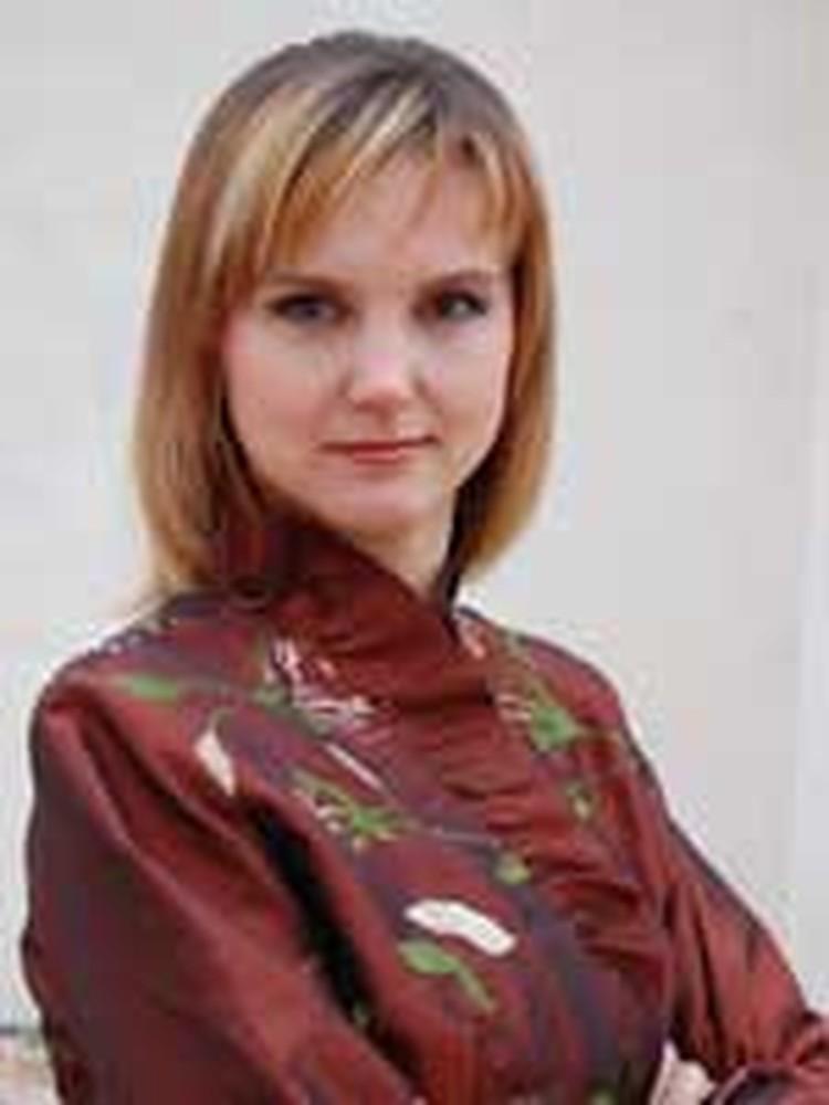 Наталья Геннадьевна Ивленкова.