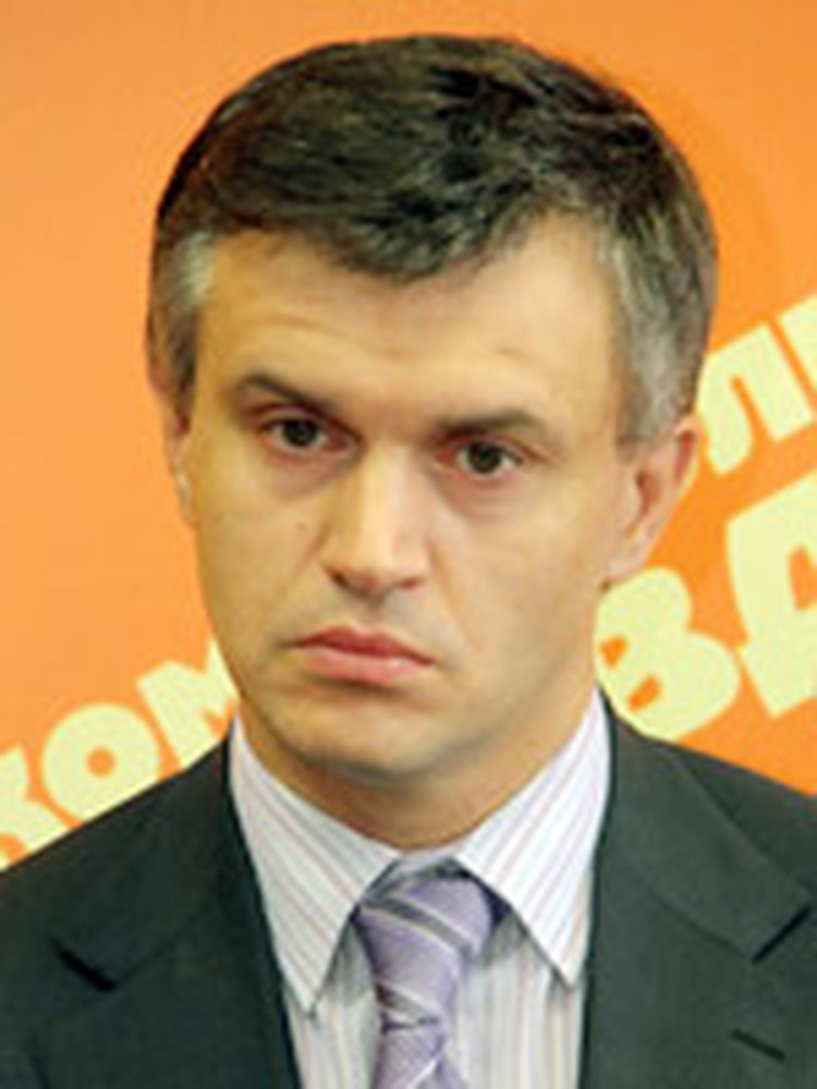 Владимир Чапайкин.