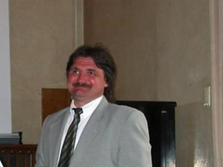 Олег Малков.