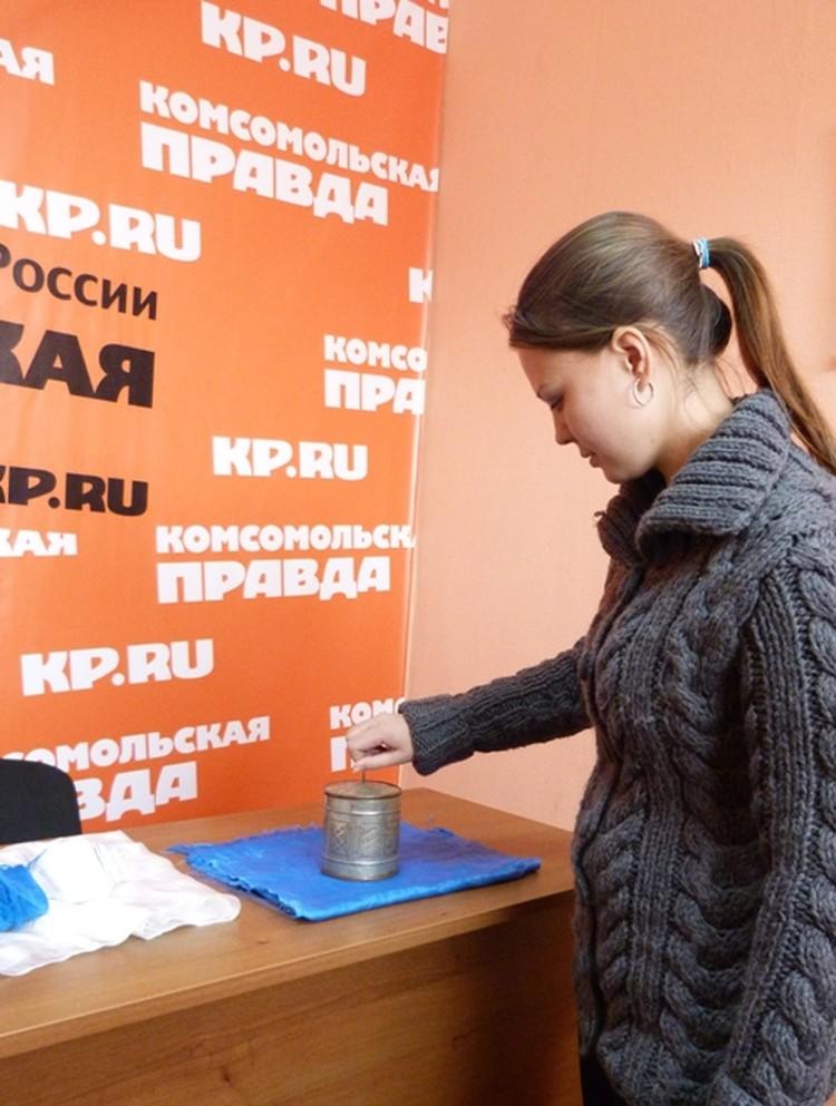 """Журналисты """"КП"""" одни из первых в Забайкалье прикоснулись к святыням."""