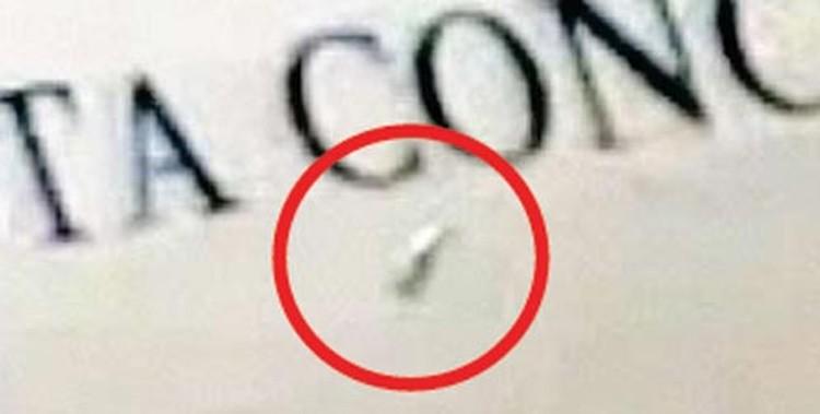 Бутылка шампанского, брошенная о борт 7 июля 2006 года моделью Евой Герциговой, осталась целой. Это по морским приметам недобрый знак.