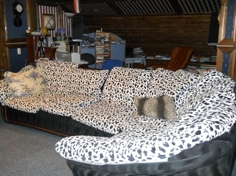Тот самый диван...