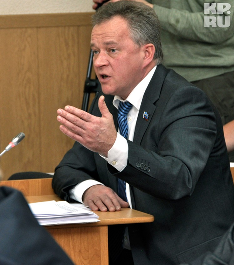 Александр МАКАРЕВИЧ
