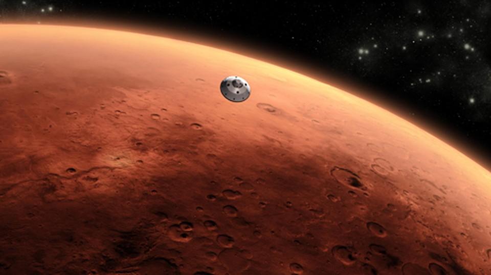 Даже православная церковь уверена, что жизнь на Марсе есть!