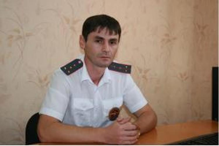 Мурат Заурбиевич Бижев