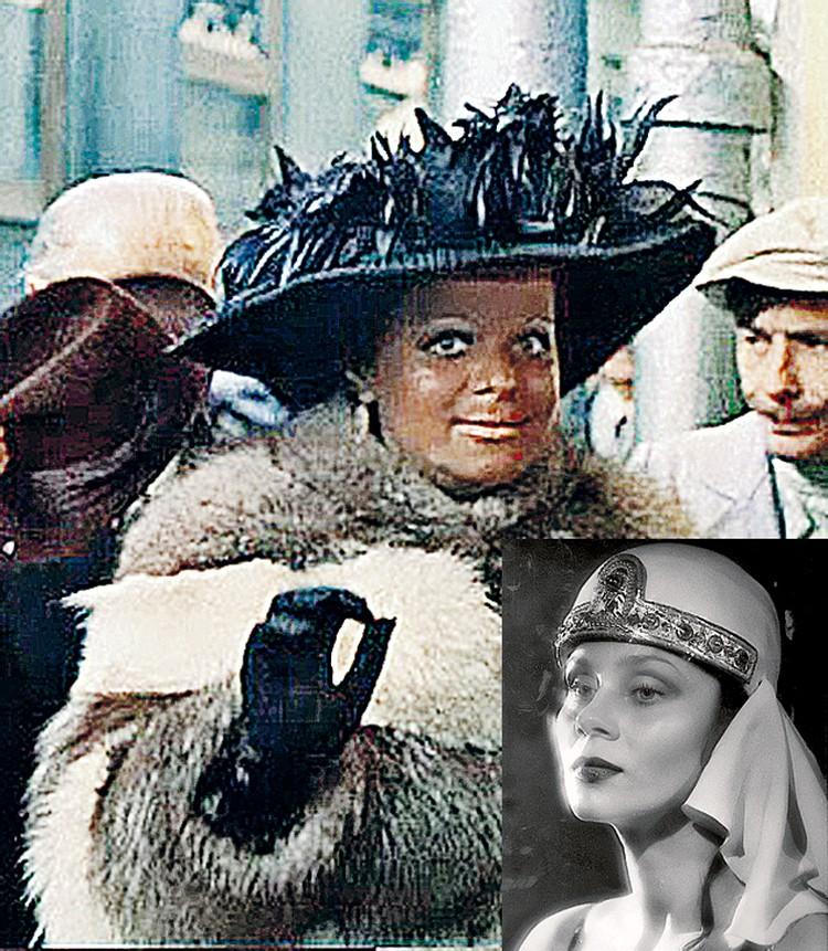 Любовь Полищук (справа) была хороша в образе кубинской звезды. Но Карену Шахназарову хотелось даму попышнее, фактурнее. Так что «кубинкой» стала беременная Лариса Долина.