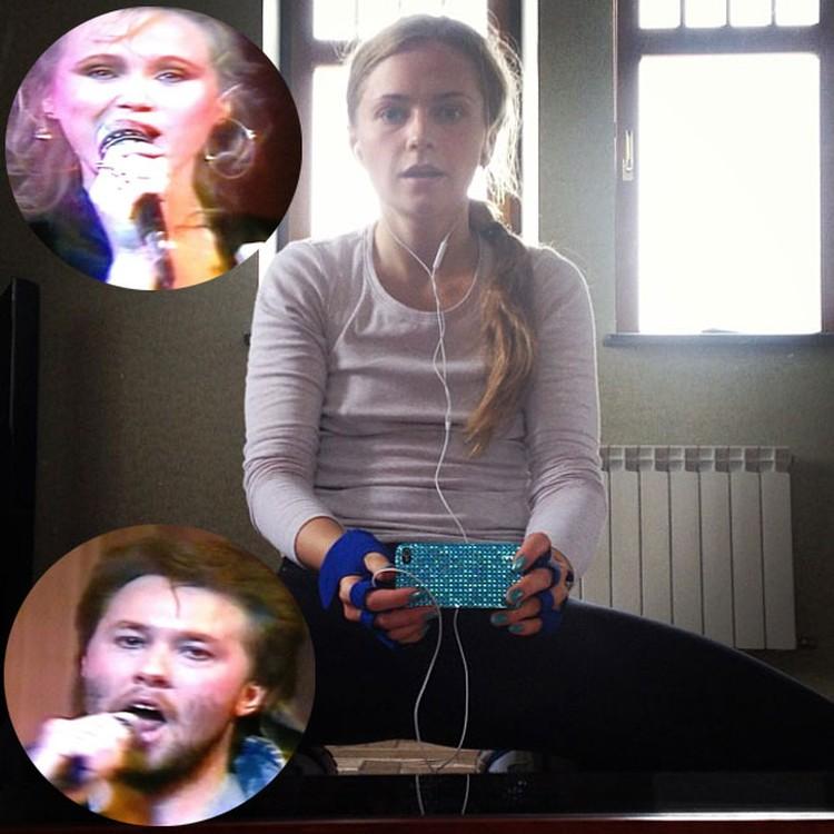 Певица Алена Ланская любит показать своих коллег в лучшем свете