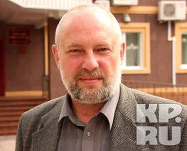 Адвокат Олег Саламатин