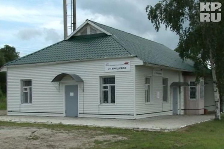 Тихая станция Грушевое