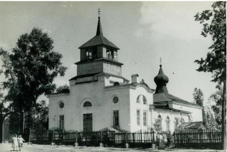 Троицкий собор. Конец 40-х годов