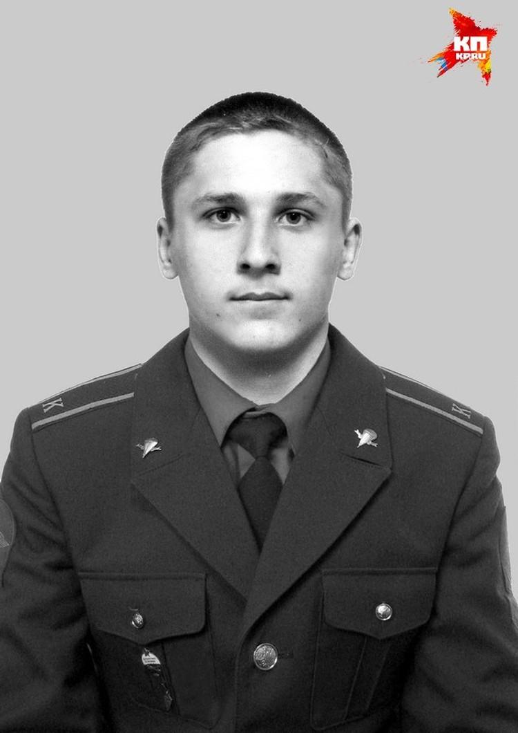 Максим Никитин из Краснодарского края.