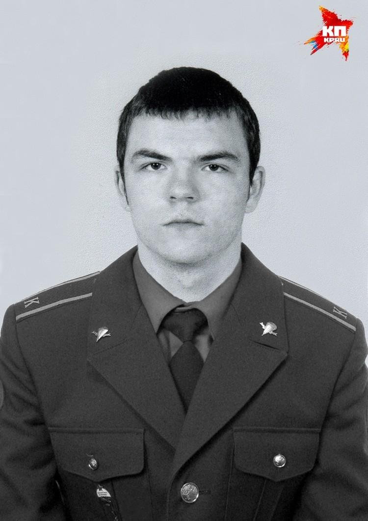 Александр Постойкин из Молдовы.