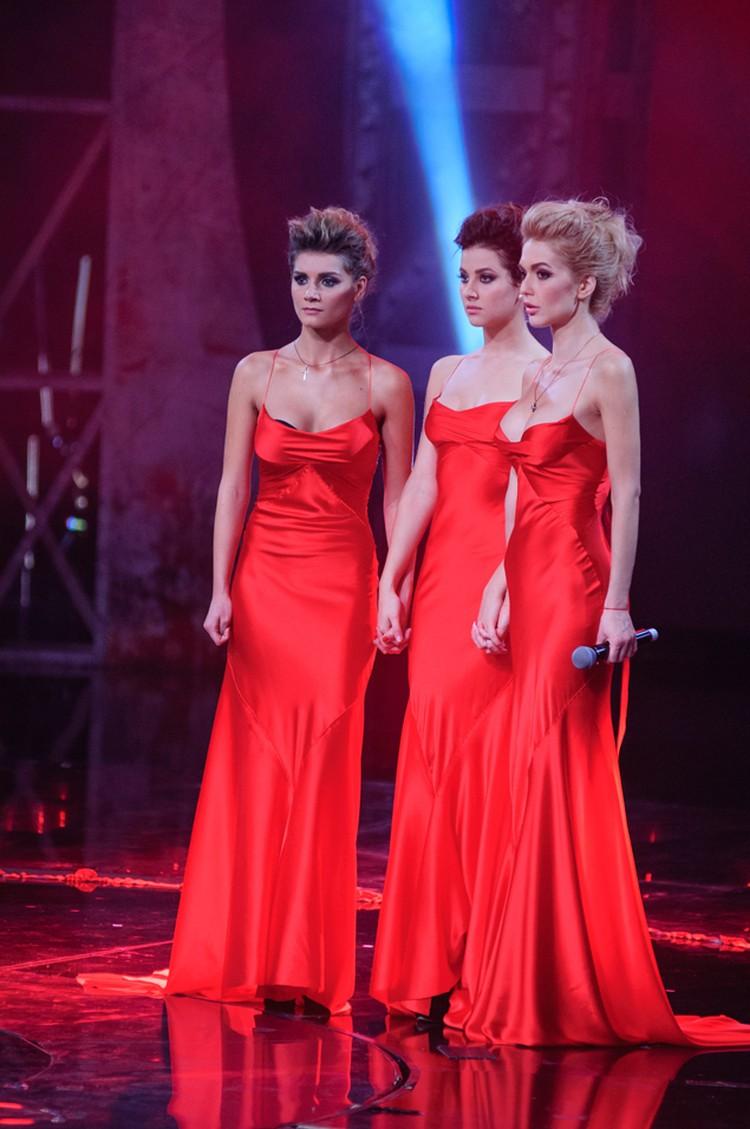 Эрика Герцег, Миша Романова и  Настя Кожевникова – три девушки, которые начинают новую историю легендарной группы