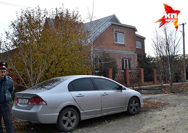 В доме фермера Аметова три года назад было совершено преступление