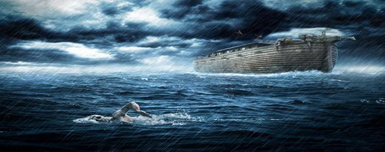 Для библейского потопа надо было очень много воды - больше, чем ее могут дать растопленные льды
