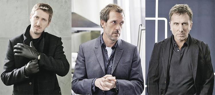 Нюхач (1) внешне здорово похож на доктора Хауса из одноименного сериала (2) и Кэла Лайтмана из «Теории лжи» (3). И вряд ли это просто совпадение.