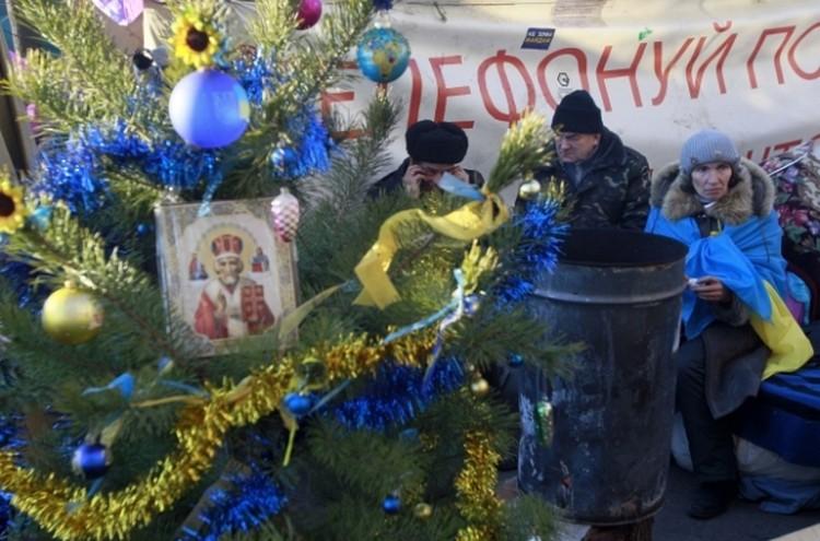 Сторонники евроинтеграции будут митинговать до Рождества
