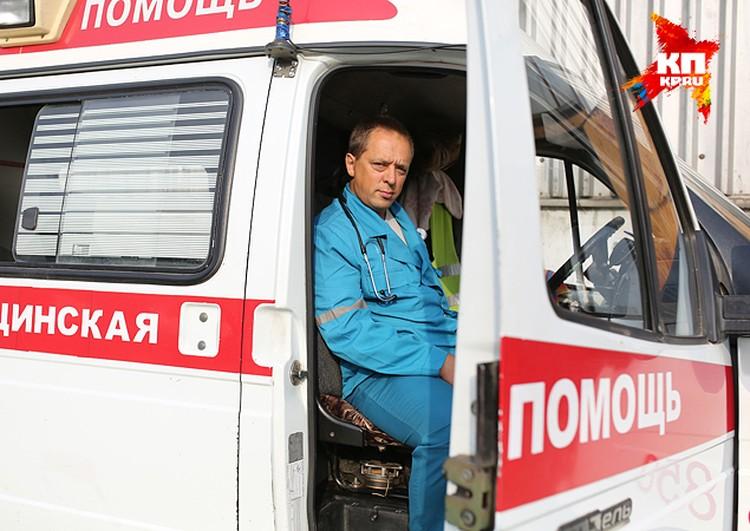 Фельдшер скорой помощи Александр Сидоров посвятил метеориту стихотворение