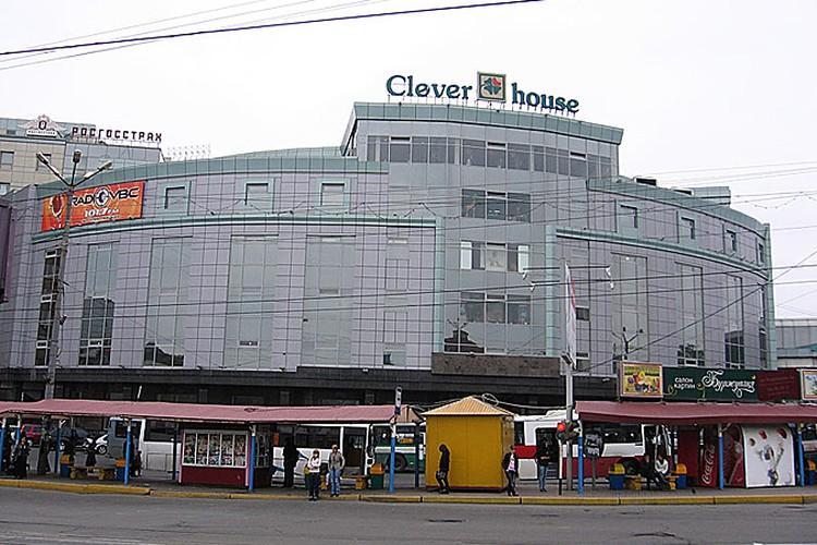 """В строительстве  торгового центра """"Clever house"""" использованы бетонные блоки Тереховского ЗБИ."""
