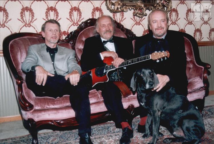 """Музыканты считают, что в """"Песнярах"""" было три фронтмена: Анатолий Кашепаров, Владимир Мулявин и Леонид Борткевич."""