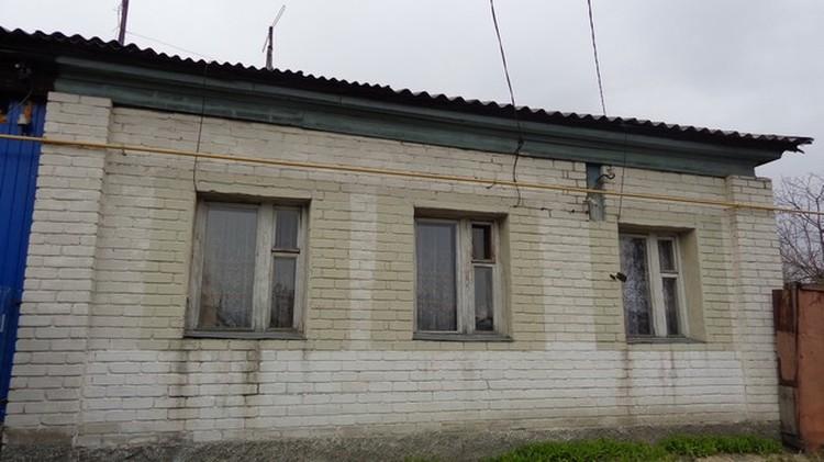 Дом, в котором живут спасенные души. Алексей Ильчук на прощание помахал рукой.
